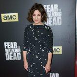 Orla Brady en el estreno de 'Fear the Walking Dead' en Los Angeles