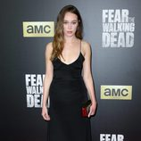 Alycia Debnam-Carey en el estreno de 'Fear the Walking Dead' en Los Angeles