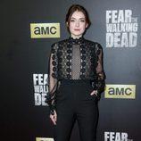 Sarah Bolger en el estreno de 'Fear the Walking Dead' en Los Angeles