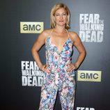 Zoe Bell en el estreno de 'Fear the Walking Dead' en Los Angeles
