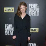 Meegan Warner en el estreno de 'Fear the Walking Dead' en Los Angeles