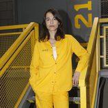 Verónika Moral en la presentación de la segunda temporada de 'Vis a Vis'