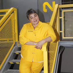 María Isabel Díaz en la presentación de la segunda temporada de 'Vis a Vis'