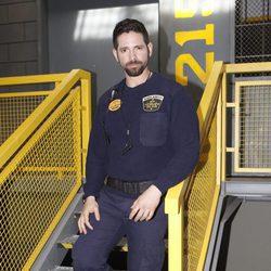 Harlys Becerra en la presentación de la segunda temporada de 'Vis a Vis'