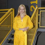 Maggie Civantos en la presentación de la segunda temporada de 'Vis a Vis'