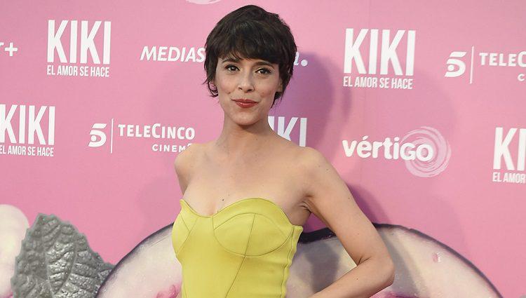 Belén Cuesta en el estreno de 'Kiki'