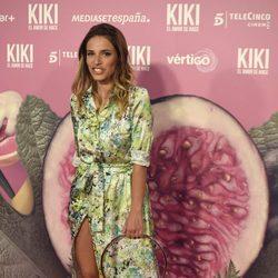 Flora González en el estreno de 'Kiki'