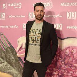 Pablo Puyol en el estreno de 'Kiki'