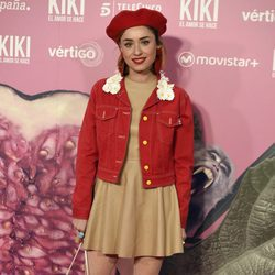 Miranda Makaroff en el estreno de 'Kiki'