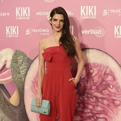 Clara Lago en el estreno de 'Kiki'