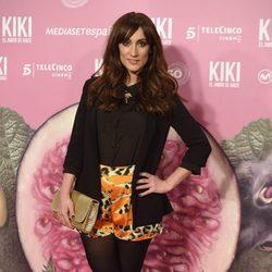 Ana Morgade en el estreno de 'Kiki'
