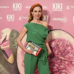 Marta Hazas en el estreno de 'Kiki'