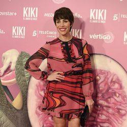 Nerea Garmendia en el estreno de 'Kiki'