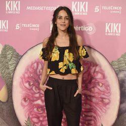 Macarena García en el estreno de 'Kiki'