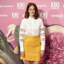 Ana Polvorosa en el estreno de 'Kiki'