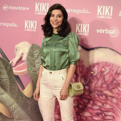 Irene Visedo en el estreno de 'Kiki'