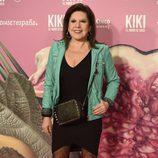 Loles León en el estreno de 'Kiki'