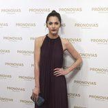Michelle Calvó en un evento de Pronovias en Madrid