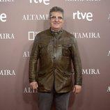 Javivi en el estreno de 'Altamira' en Madrid