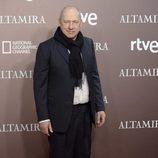 Mark Knopfler en el estreno de 'Altamira' en Madrid