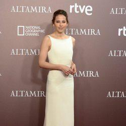 Irene Escolar en el estreno de 'Altamira' en Madrid
