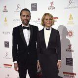 Antonia San Juan en la gala benéfica Global Gift 2016 en Madrid