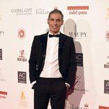 Pitingo en la gala benéfica Global Gift 2016 en Madrid