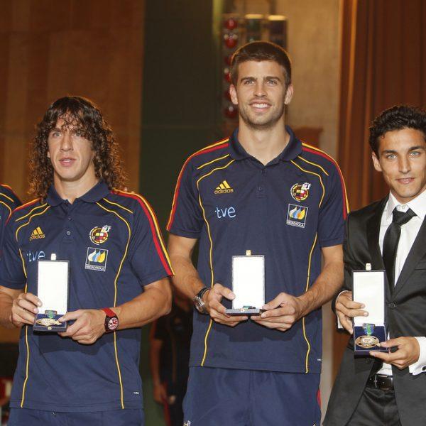 La Infanta Cristina entrega las Distinciones al Mérito Deportivo y los Premios IMSERSO