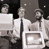 Steve Jobs desvela el Apple II en 1984