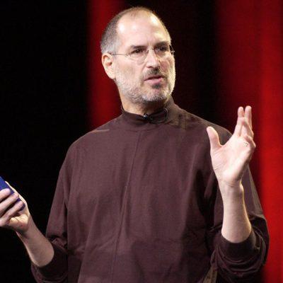 Steve Jobs en 2004