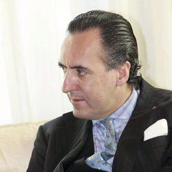 Jaime de Marichalar durante el nombramiento de Ponce como hijo predilecto de Valencia