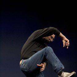 Steve Jobs, un genio en el escenario