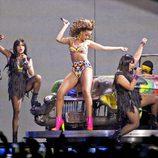 Rihanna, deslumbrante en su concierto en Londres