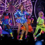 Rihanna, muy provocativa en su concierto en Londres