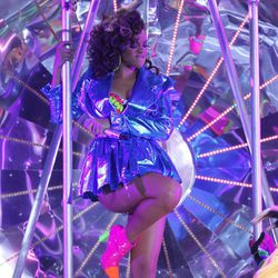 Rihanna inicia su gira en Londres