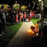 Homenajes en California a Steve Jobs