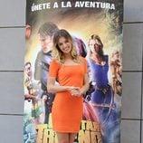 Natasha Yarovenko en la presentación de 'Capitán Trueno y el Santo Grial'