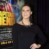 María Jesús Ruiz en el estreno de 'Capitán Trueno y el Santo Grial'