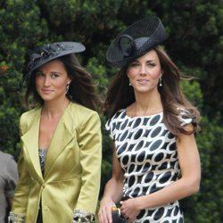 Catalina y Pippa Middleton, juntas de boda