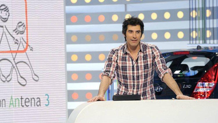 Jorge Fernández, embajador solidario de la Fundación Antena 3
