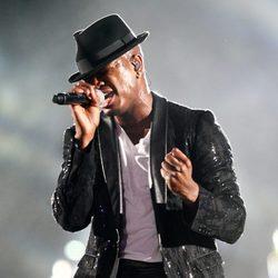 Ne-Yo en el concierto 'Michael Forever'