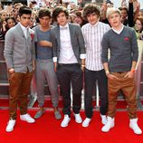 One Direction en los Teen Awards