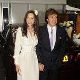 Boda de Paul McCartney y Nancy Shevell