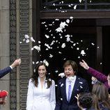 Paul McCartney y Nancy Shevell convertidos en marido y mujer