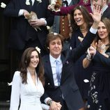 Enlace matrimonial de Paul McCartney y Nancy Shevell