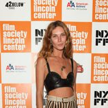 Erin Wasson en el estreno de 'My Week With Marilyn' en Nueva York