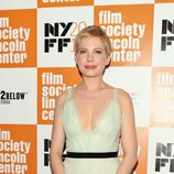 Michelle Williams en el estreno de 'My Week With Marilyn' en Nueva York