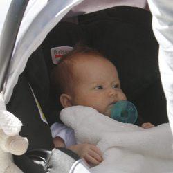 Haven Garner, segunda hija de Jessica Alba y Cash Warren