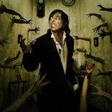 Antonio Carmona se transforma en un zombie de 'The walking dead'