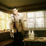 Jose Miguel Gonzalez se transforma en un zombie de 'The walking dead'